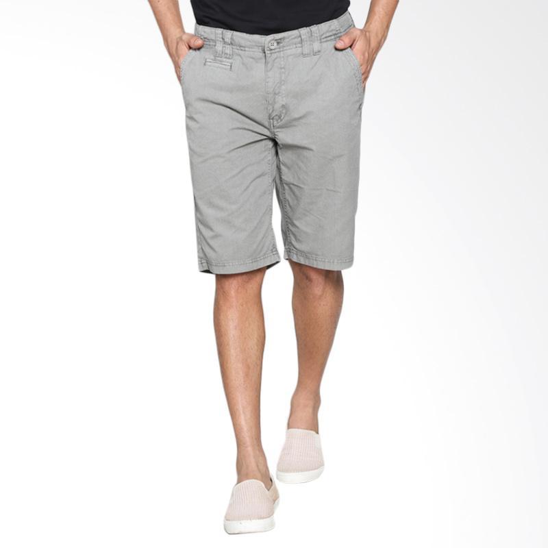 Greenlight Mens Relaxed Pants Celana Pria - Grey 203041714
