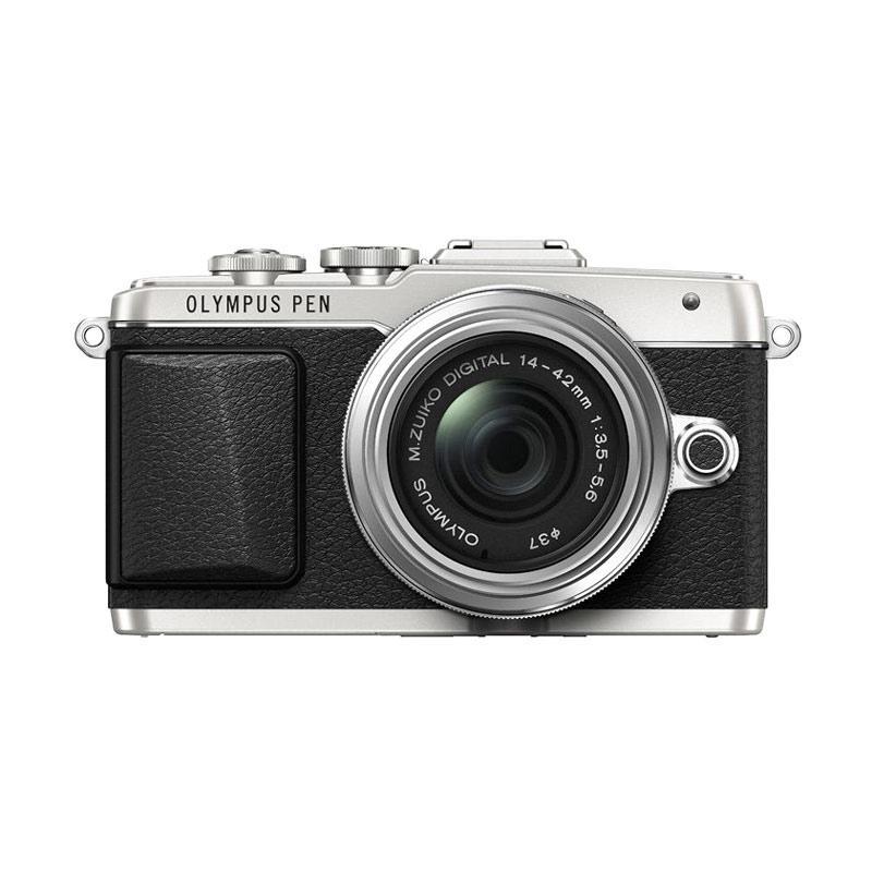Olympus E-PL7 KIT 14-42mm 2R Kamera Mirrorless - Silver