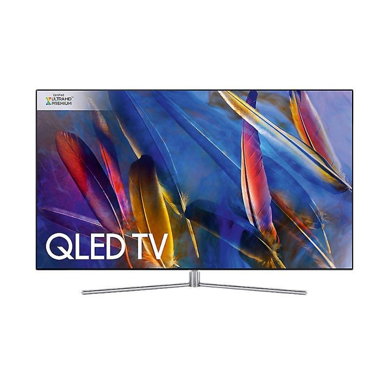 Samsung QA65Q7FAMKPXD QLED TV - Hitam [65 Inch/ Khusus Jadetabek]