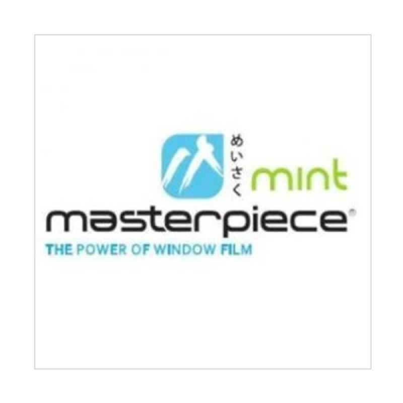 MASTER PIECE BLACK SHINJU - KACA FILM FULL (SMALL CAR)