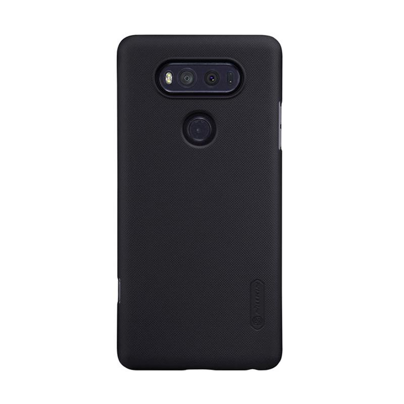Nillkin Super Shield Original Hardcase Casing for LG V20 - Black [1 mm]