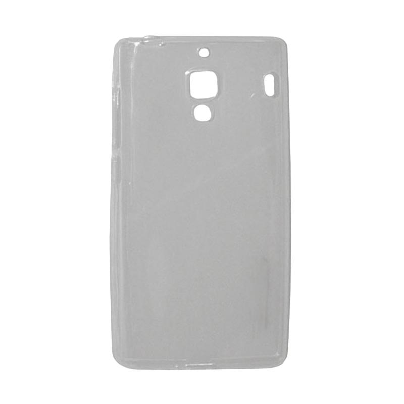 OEM Ultrathin Jelly Softcase Casing for Xiaomi Redmi - Clear
