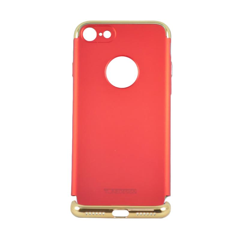 Tunedesign PyShell Fusion Casing for iPhone 7 - Red