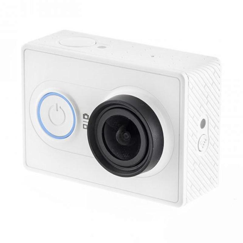 Xiaomi Yi International Action Camera - White [Paket Pro]