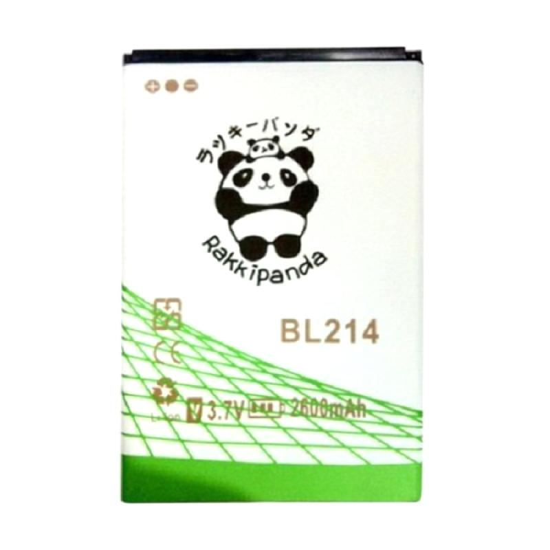RAKKIPANDA Double Power & IC Battery for Acer Z3 or Z130 BL214