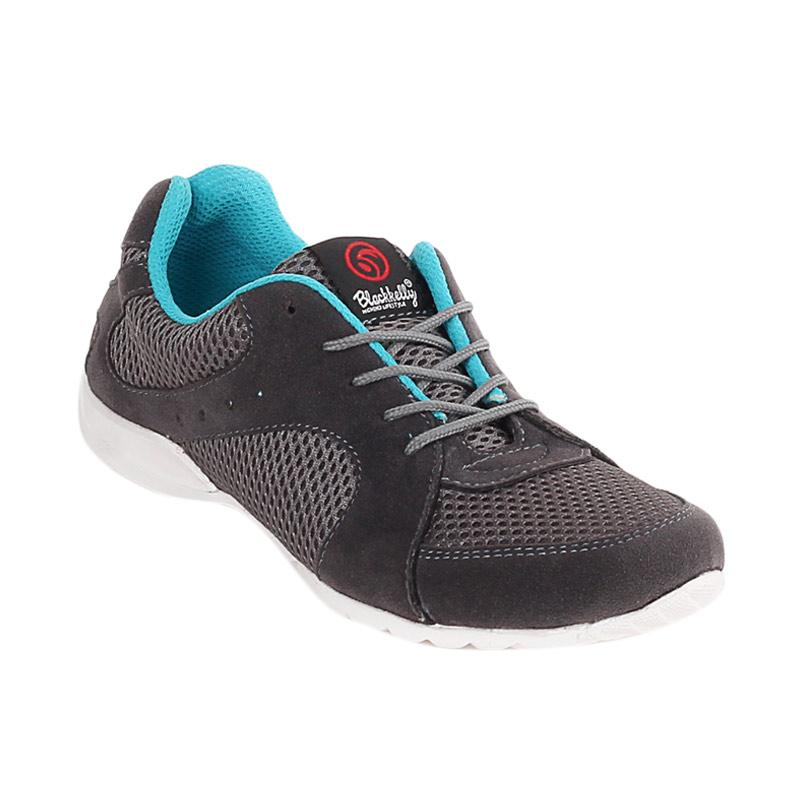 Blackkelly LJA 407 Alexaria Sepatu Olahraga Wanita - Abu-Abu