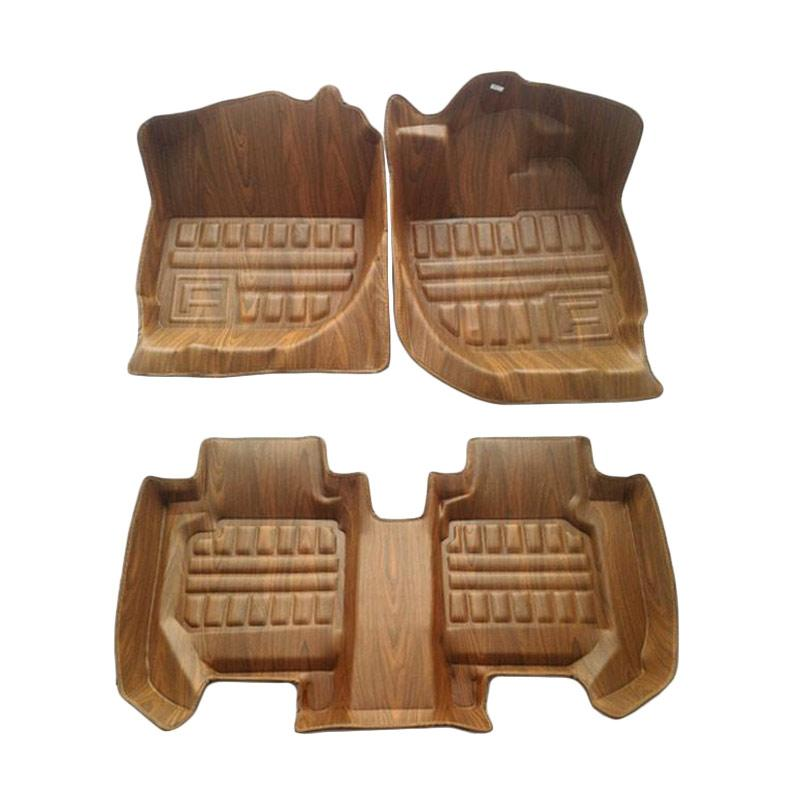 Frontier Set Karpet Mobil for Honda HRV - Wooden