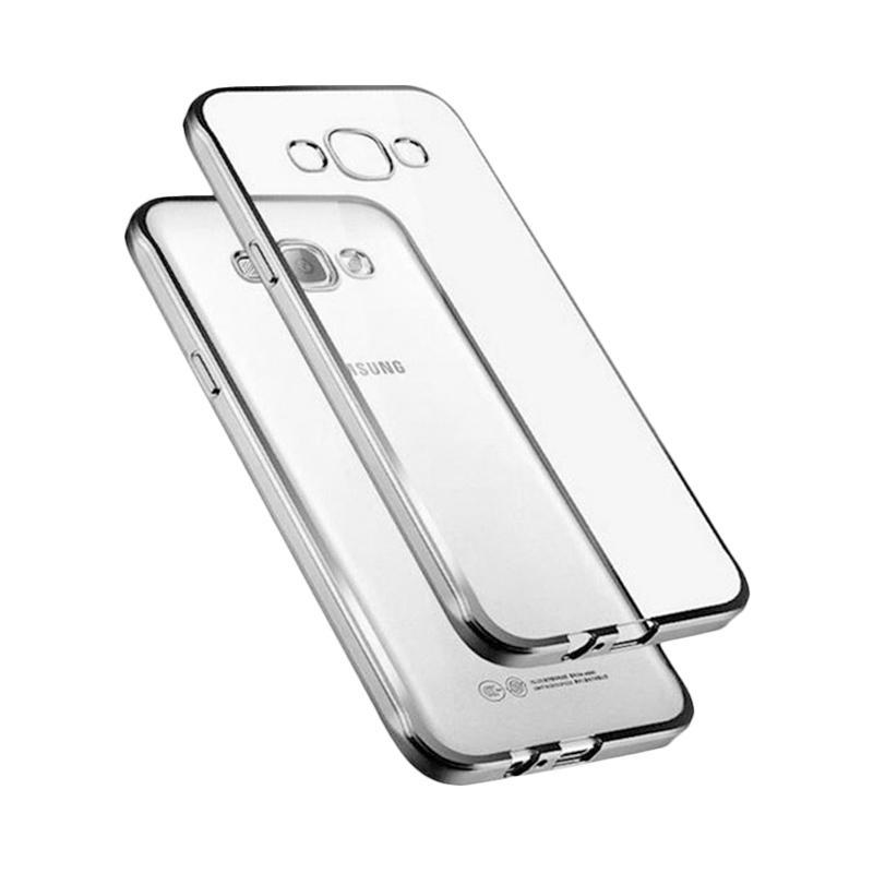 Likgus Tough Shield Casing for Samsung Galaxy S7 Edge - Silver