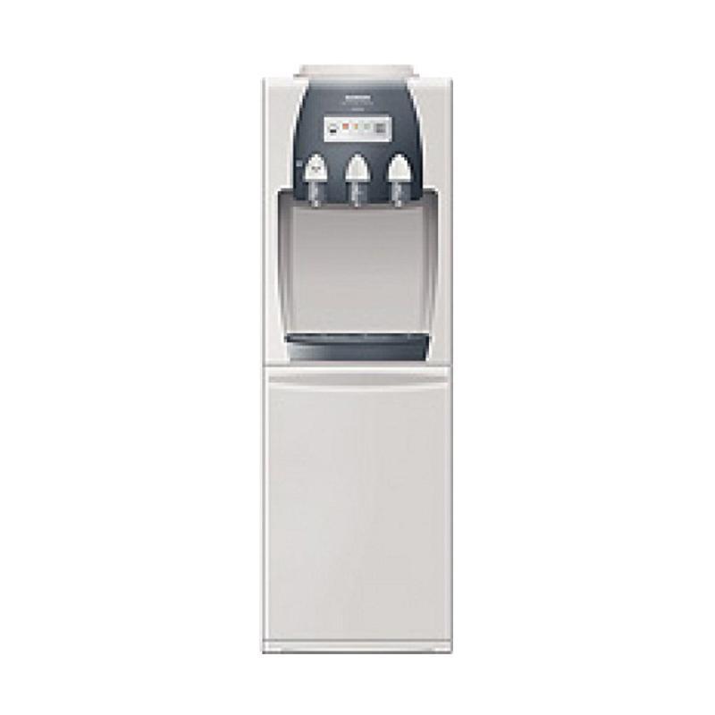 Sanken HWD-Z86 Dispenser Air - Cream Silver [2 Galon/ Atas Bawah]