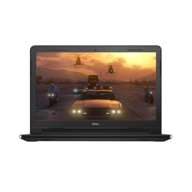 harga DELL Inspiron 3458 Notebook - Hitam [Win 10/Intel Core i3-5005/4GB RAM/14 Inch] Blibli.com