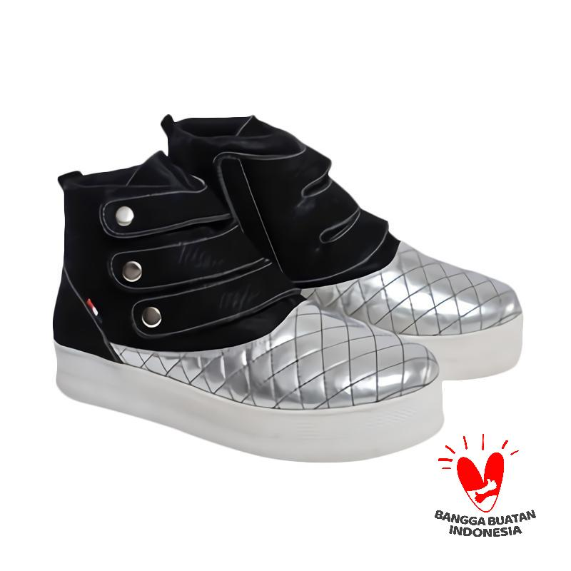 Spicccato SP 557.09 Folsenine Sepatu Mid Calf Boots Wanita