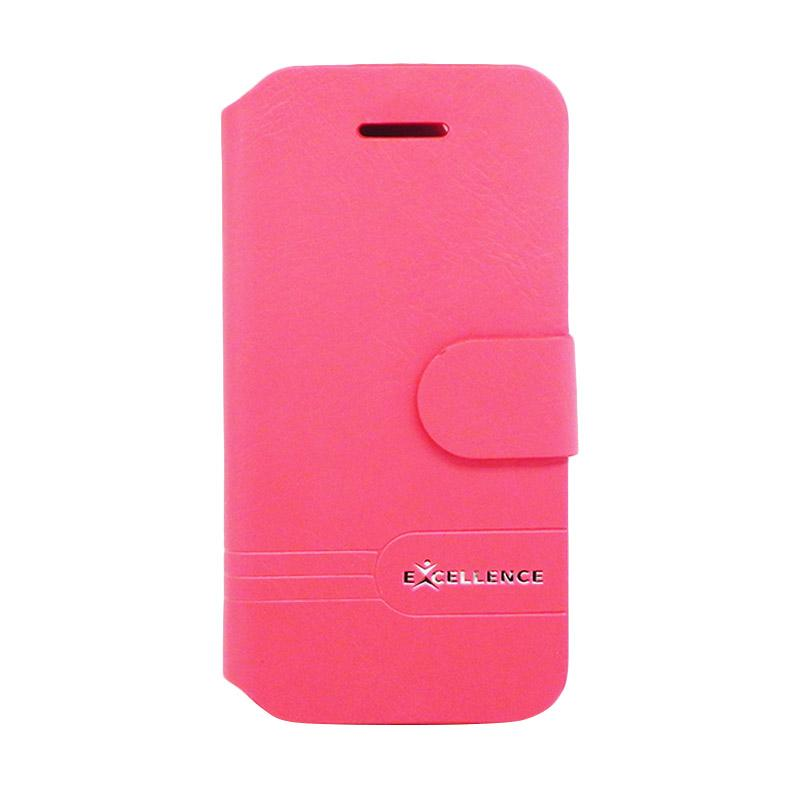 Excellence Dragonite Flipcover Casing for iPhone 6 - Red