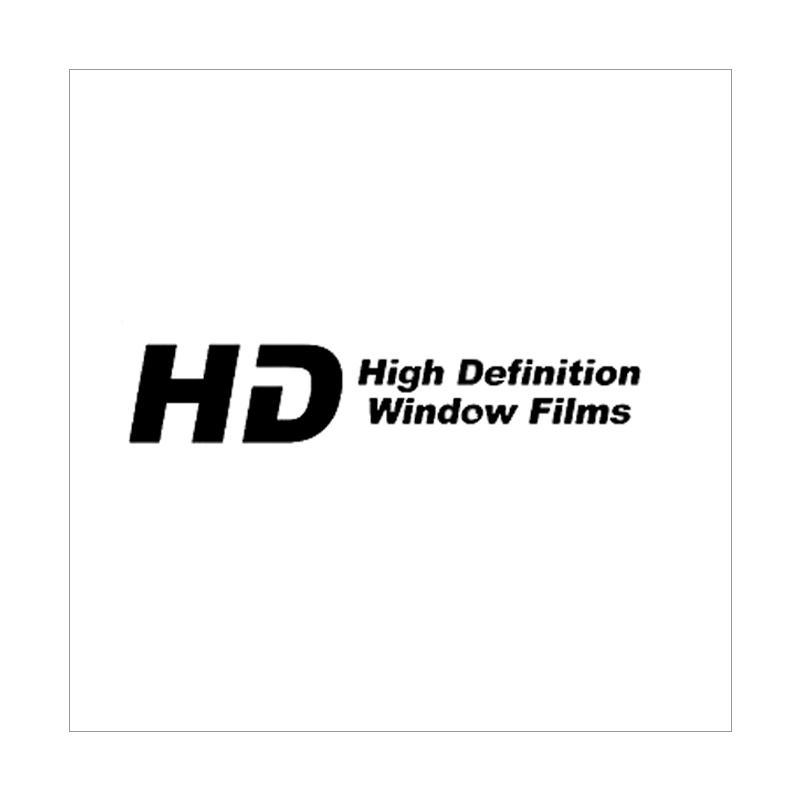 HD BLACK TITANIUM - KACA FILM SAMPING DAN BELAKANG (EXTRA LARGE CAR)