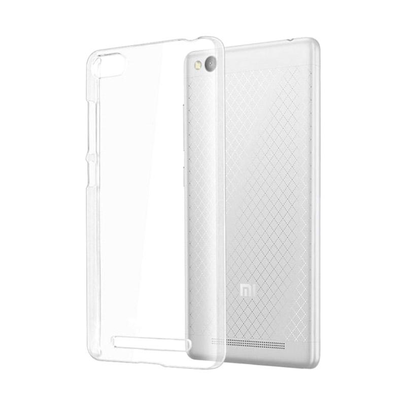 OEM Ultrathin Jelly Softcase Casing for Xiaomi Redmi 3 - Clear