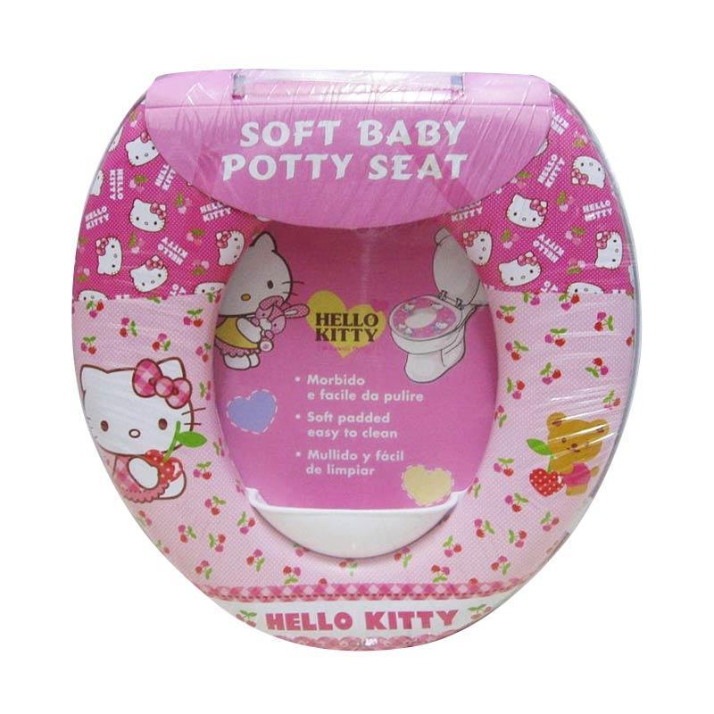 Soft Baby Potty Seat Hello Kitty 2 Toilet Training