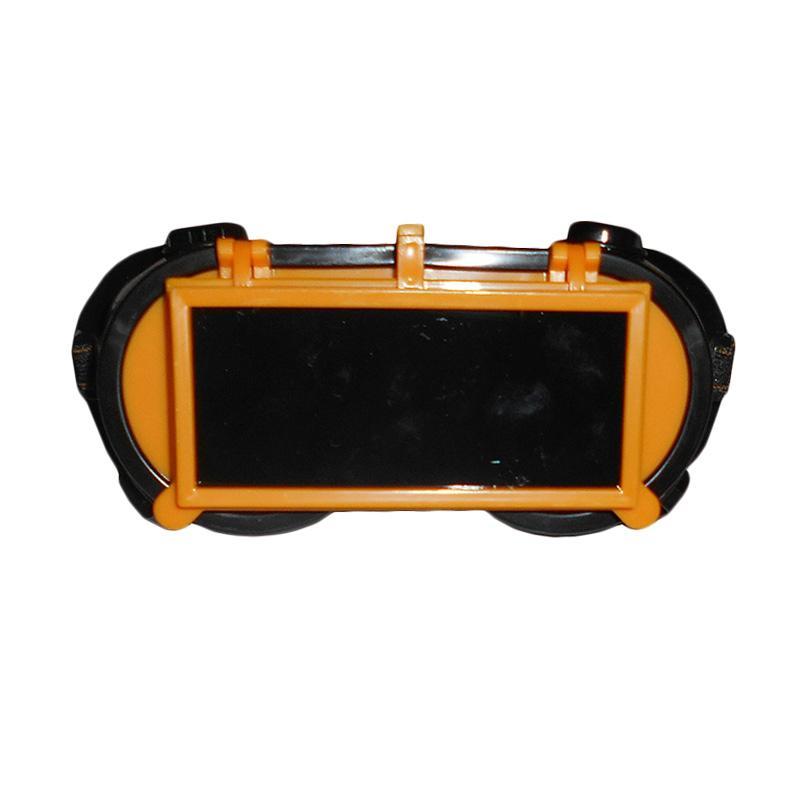 harga Bestgard Safety Google Glas Kotak Kacamata Las - Kuning Blibli.com