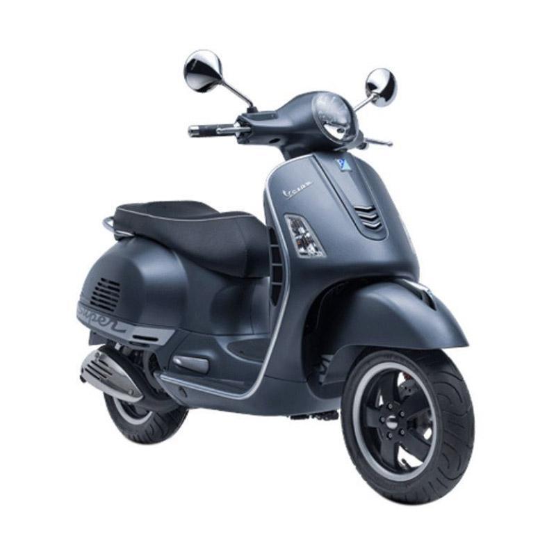 harga Vespa GTS 150 3V I.E Sepeda Motor - Grigio Titanio [OTR Bandung] Blibli.com