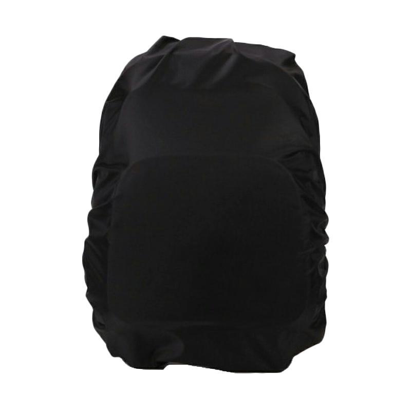 harga QCF Waterproff Bag Cover Sarung Pelindung Tas Ransel - Hitam Blibli.com