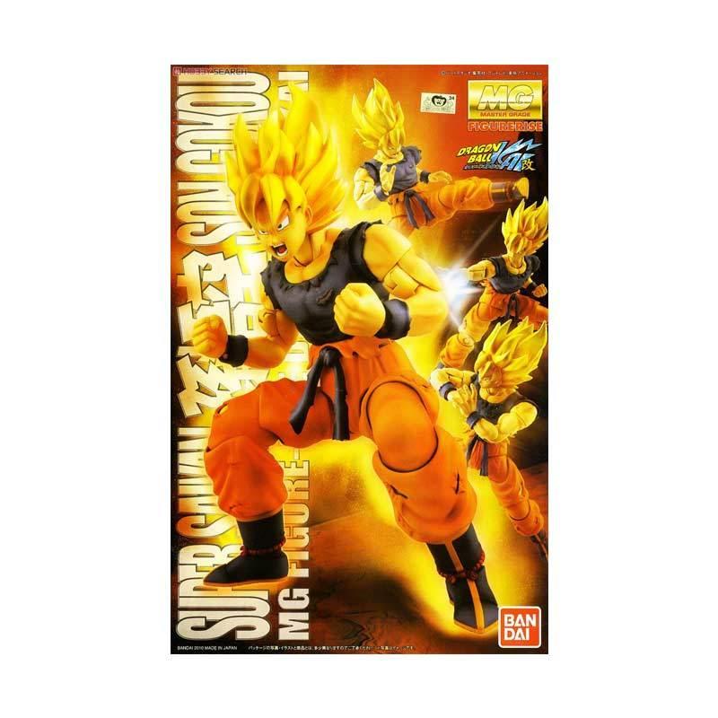 Bandai MG Figure-Rise Super Saiyan Son Goku Action Figure [1/100]