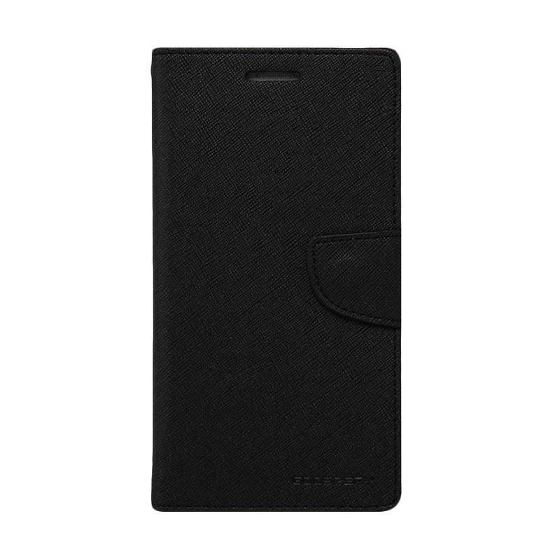 Mercury Fancy Diary Casing for Samsung Galaxy S7 N935 - Hitam