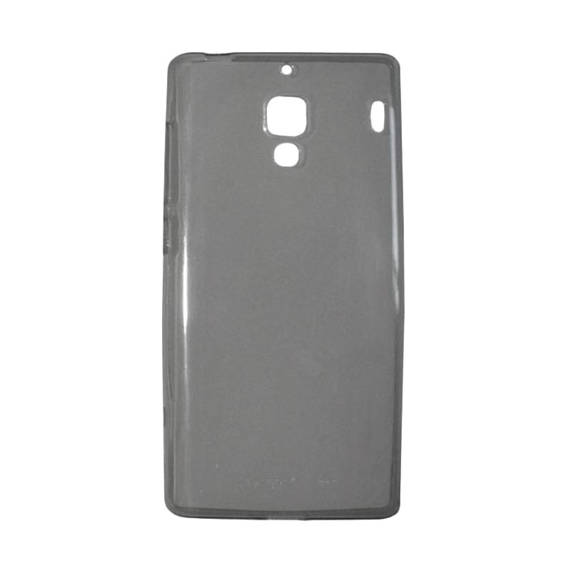 OEM Ultrathin Jelly Softcase Casing for Xiaomi Redmi - Grey