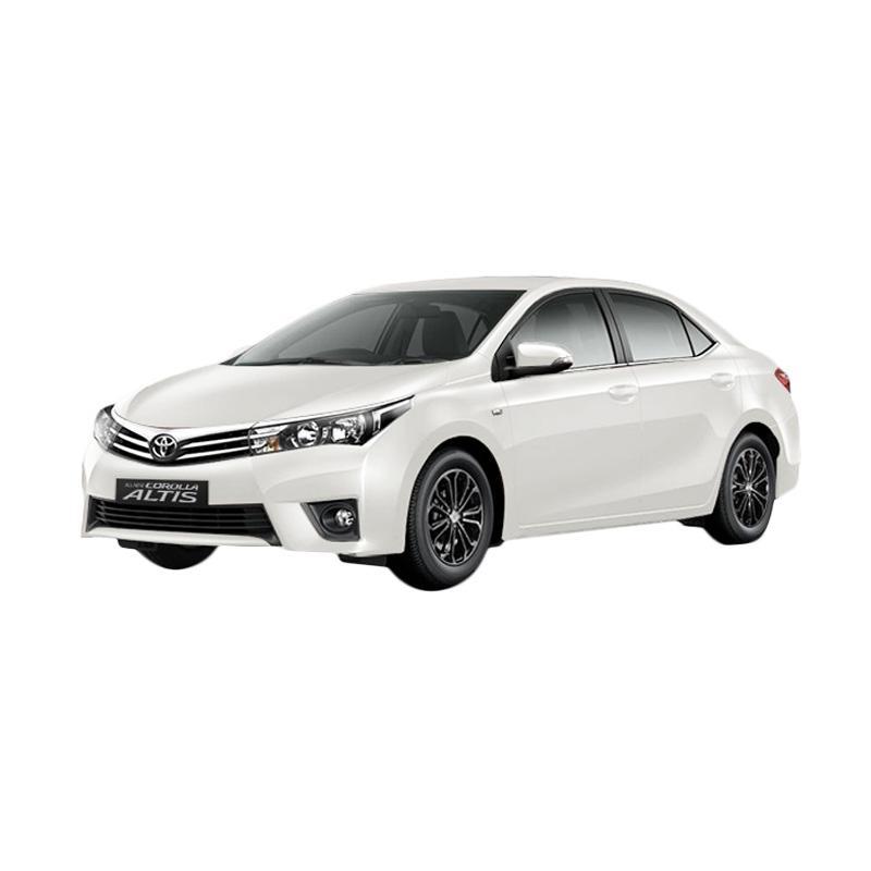 harga Toyota All New Corolla Altis 1.8 G M/T Mobil - Super White Blibli.com