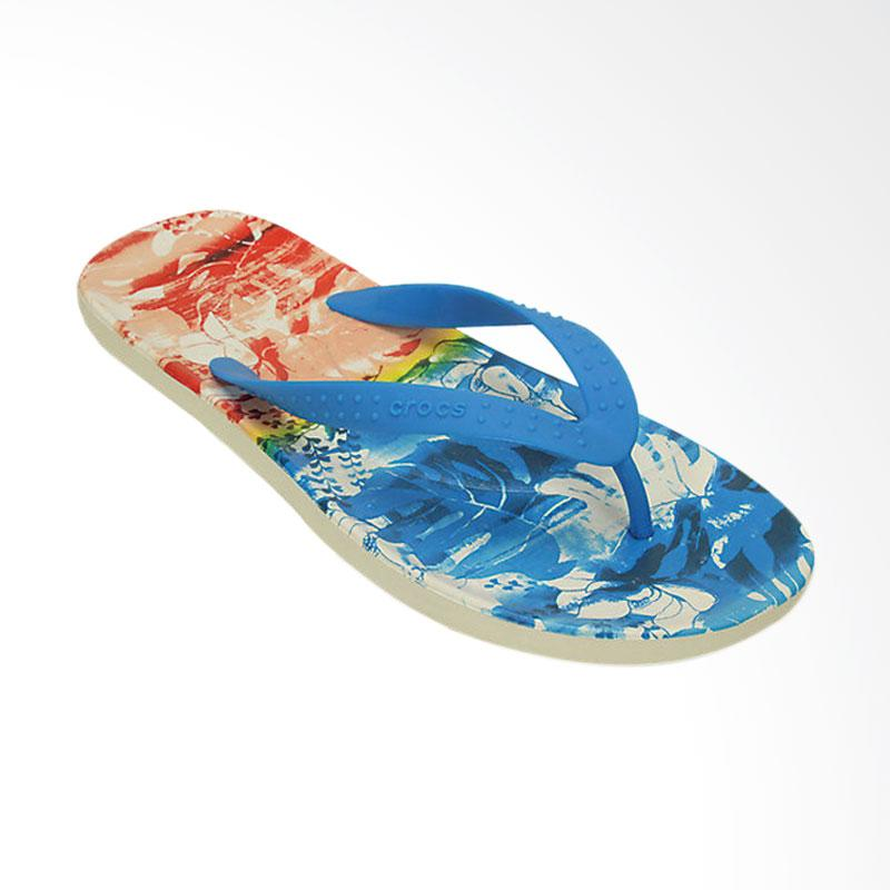 Crocs Chawaii Tropicall II Flip Sandal Jepit Pria CR202942456