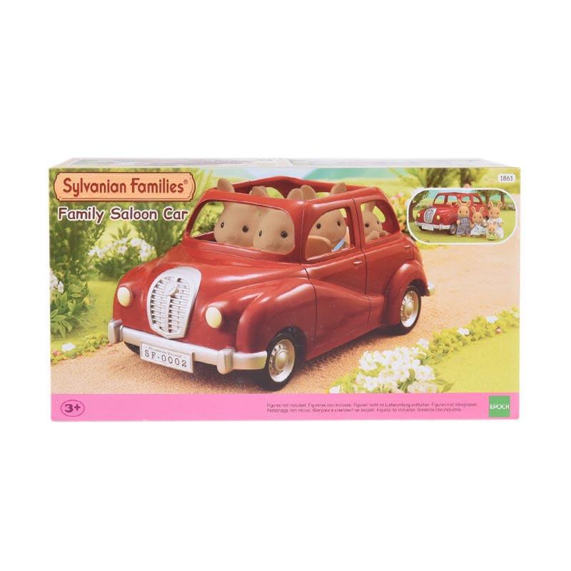 Sylvanian Families Family Saloon Car Mainan Anak