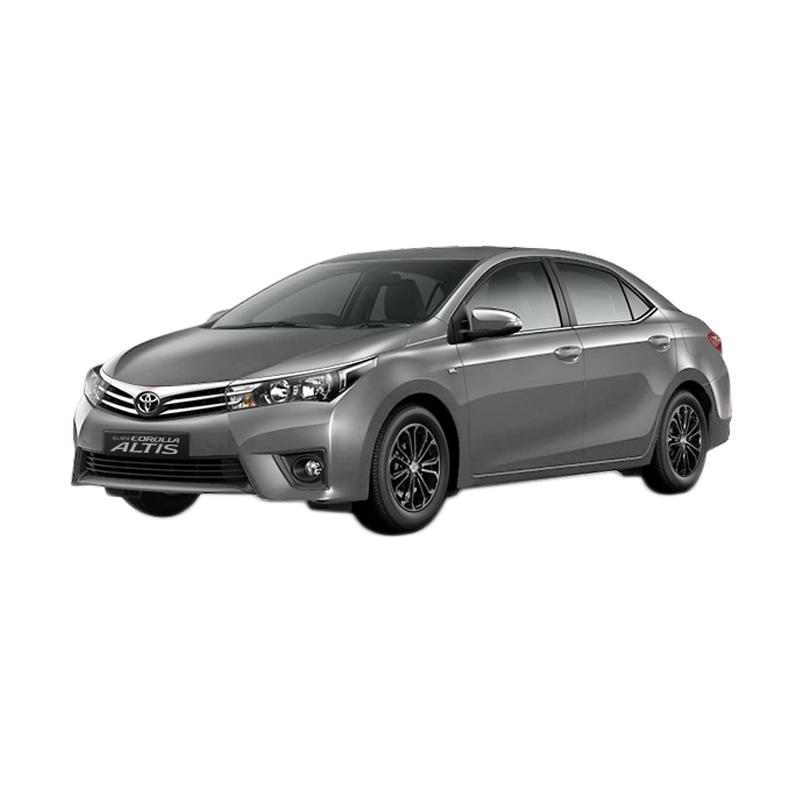 harga Toyota All New Corolla Altis 1.8 G M/T Mobil - Grey Metallic Blibli.com