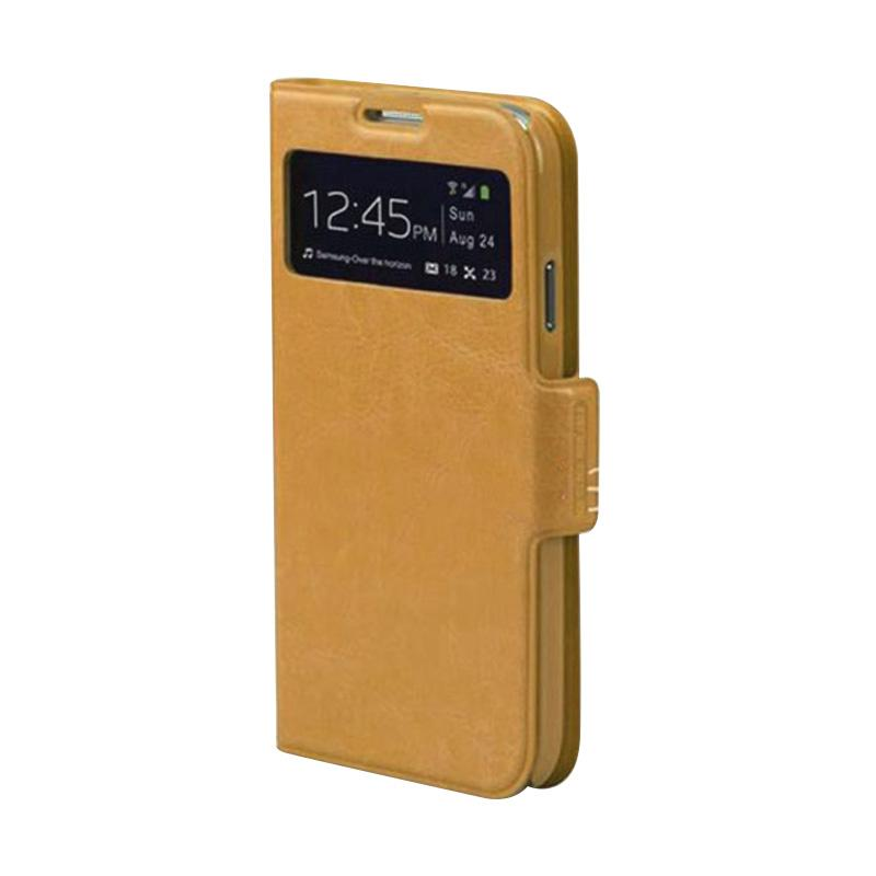 Tunewear Tunefolio Casing for Samsung Galaxy S4 - Yellow