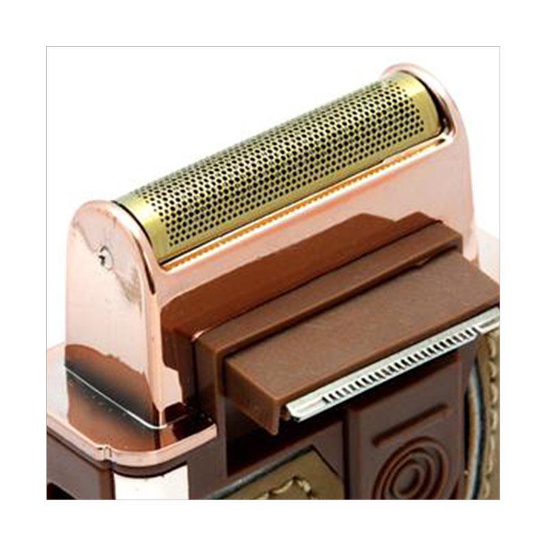 Rp 350,000. Rp 135,000 ( 61 %). Stok Tersedia. Deskripsi. Boteng Kemei Shaver Alat Cukur Kumis dan Jenggot - Coklat