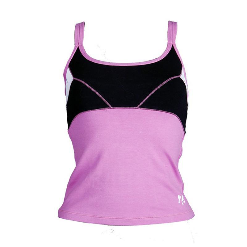 harga Lasona BRP-2787-C Baju Atasan Panjang Senam Wanita - Purple6 Black Blibli.com