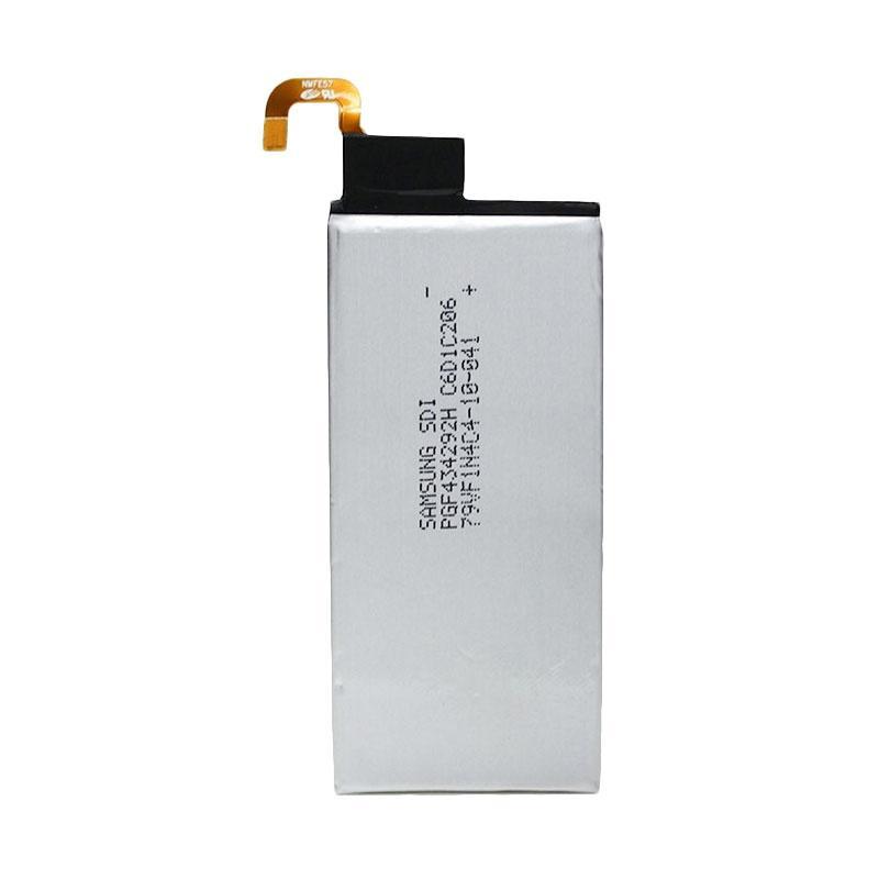 Samsung Original Batery for Samsung S6 Edge - Silver