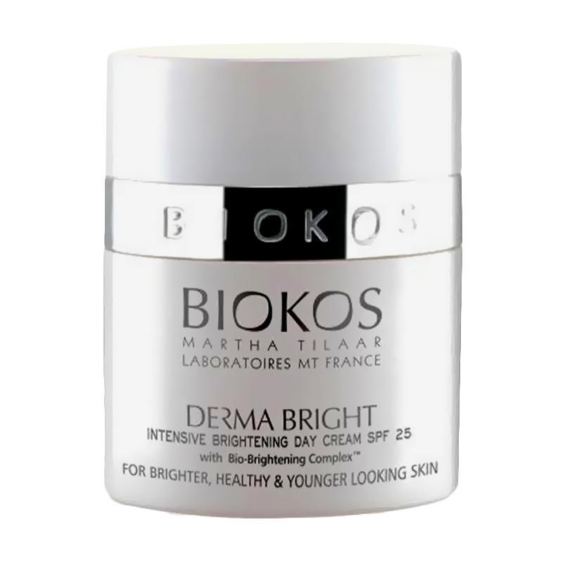 harga Biokos Derma Bright Intensive Brightening Day Cream SPF 25 Blibli.com