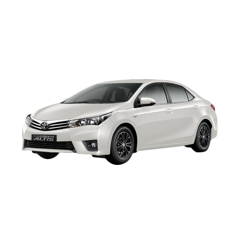 harga Toyota All New Corolla Altis 1.8 V A-T Mobil - Super White Blibli.com