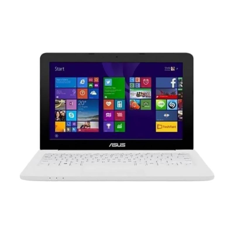 "Daily Deals - Asus E202SA-FD112D Notebook - Putih [RAM 2GB/ Intel Celeron-N3060/ 11.6""LED/ DOS] - 9314548 , 16930148 , 337_16930148 , 3025000 , Daily-Deals-Asus-E202SA-FD112D-Notebook-Putih-RAM-2GB-Intel-Celeron-N3060-11.6ampquotLED-DOS-337_16930148 , blibli.com , Daily Deals - Asus E202SA-FD112D Notebook - Putih [RAM 2GB/ Intel Celeron-N3060/ 11"
