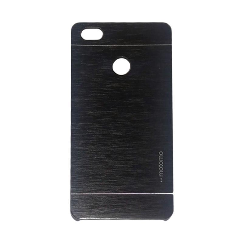 Motomo Metal Hardcase Backcase Casing for Xiaomi Mi4s - Black
