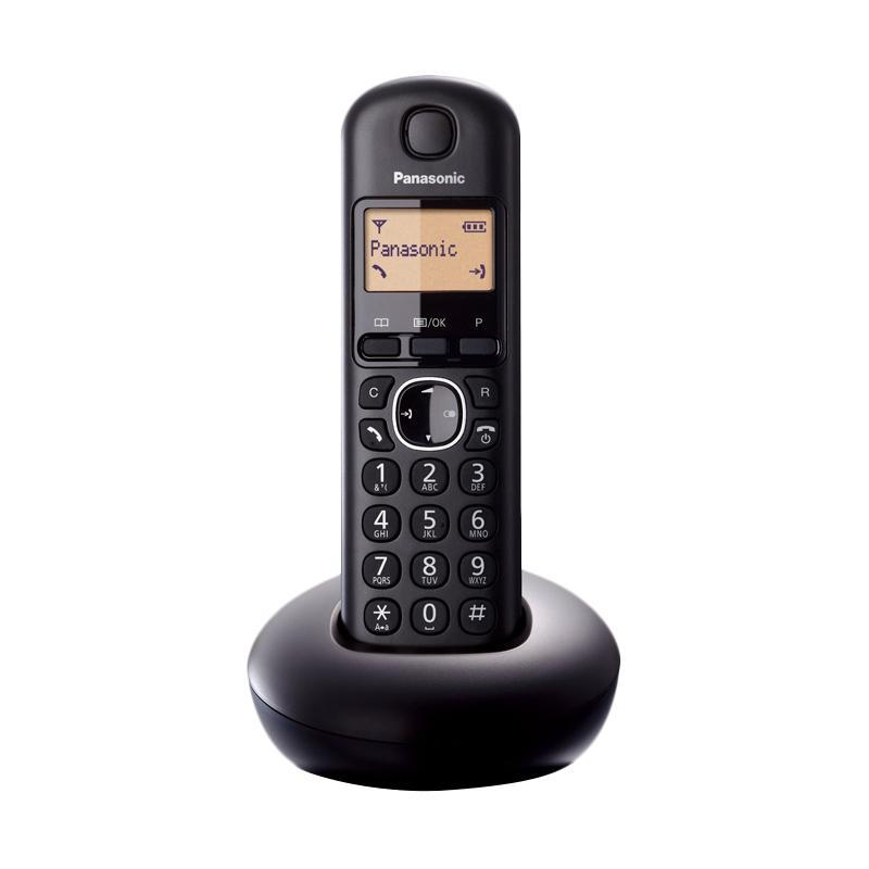 Panasonic Cordless Phone KX-TGB210 Telephone Tanpa Kabel