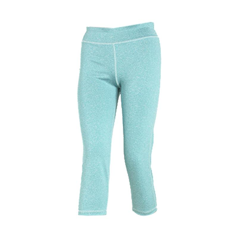 Aeropostale Turquise Yoga Celana Olahraga Wanita
