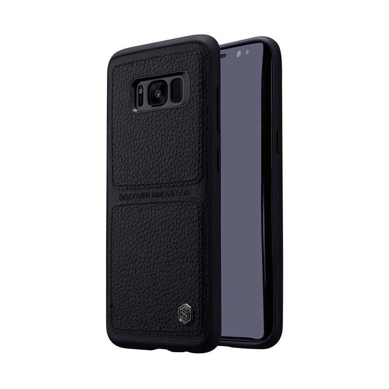Jual Nillkin Burt Casing for Samsung Galaxy S8 Plus - Hitam Online - Harga & Kualitas Terjamin   Blibli.com