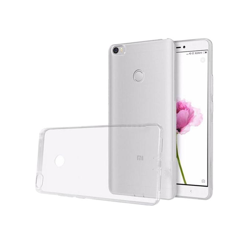 OEM Ultrathin Jelly Softcase Casing for Xiaomi Mi Max - Clear