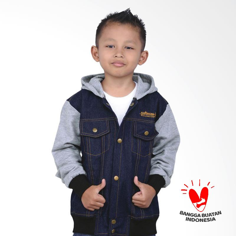 Catenzo Junior CJR CBE 005 Casual Jaket Anak Laki Laki