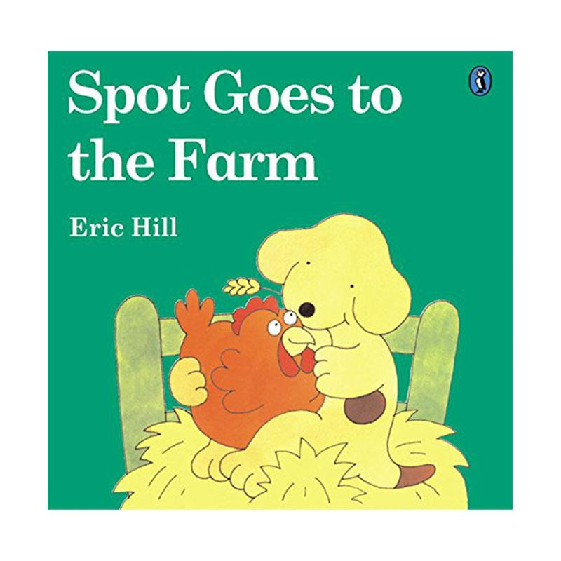harga Warne Import Spot Goes to the Farm by Eric Hill Buku Anak Blibli.com