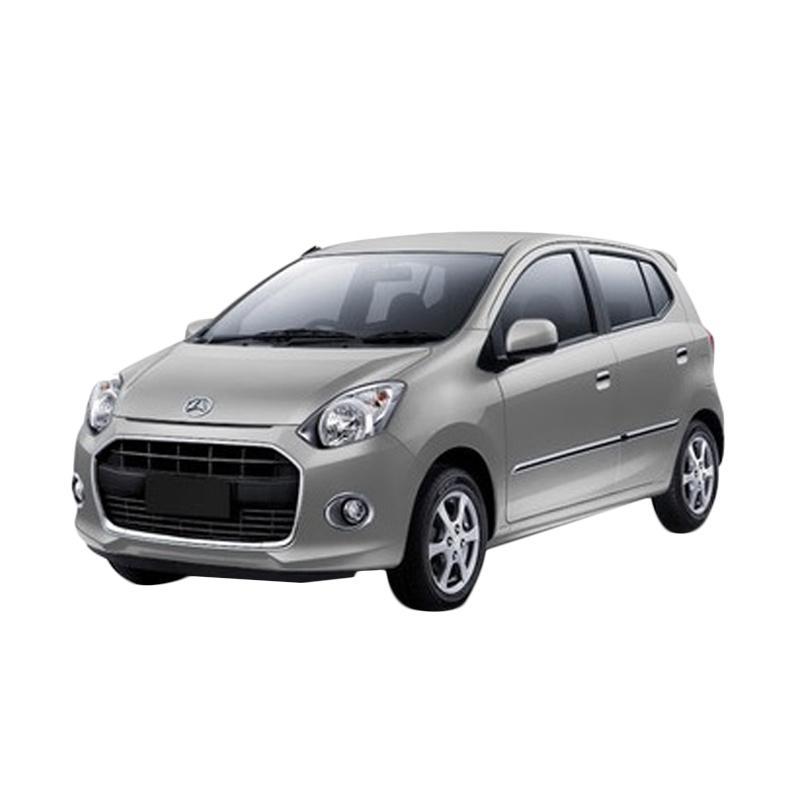 Daihatsu Ayla M Sporty Mobil - Classic Silver Metallic Extra diskon 7% setiap hari Extra diskon 5% setiap hari Citibank – lebih hemat 10%
