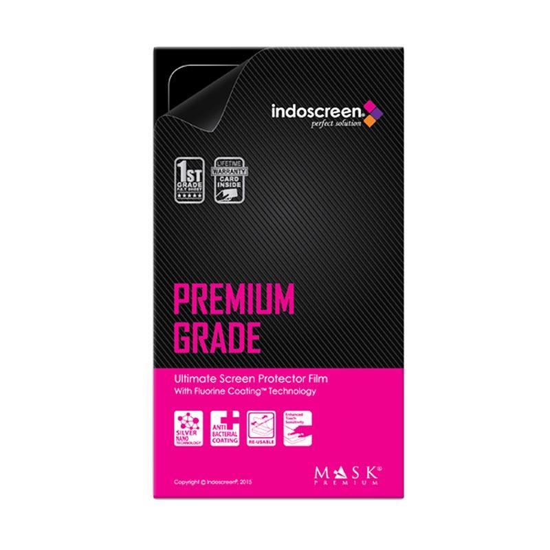 harga IndoScreen Mask Premium FC Anti Gores Screen Protector for iPad Mini 4 - Clear Blibli.com