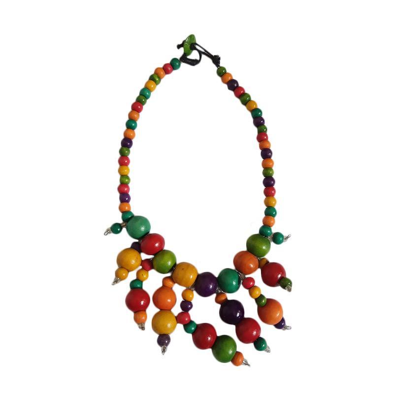 KRISHNABALIFS Krishna Bali 574 Kalung Fashion Wanita
