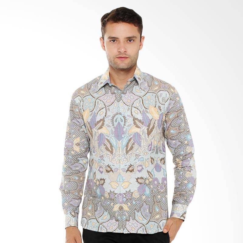 54 Model Baju Batik Pastel Pria Paling Hist