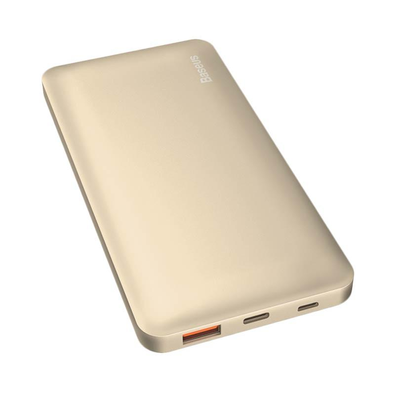 Baseus Galaxy Series QC3.0 Powerbank [10000 mAh/ T+L] - Luxury Gold
