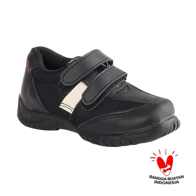Blackkelly Eriq LBU 499 Sepatu Casual Anak Laki-laki - Hitam