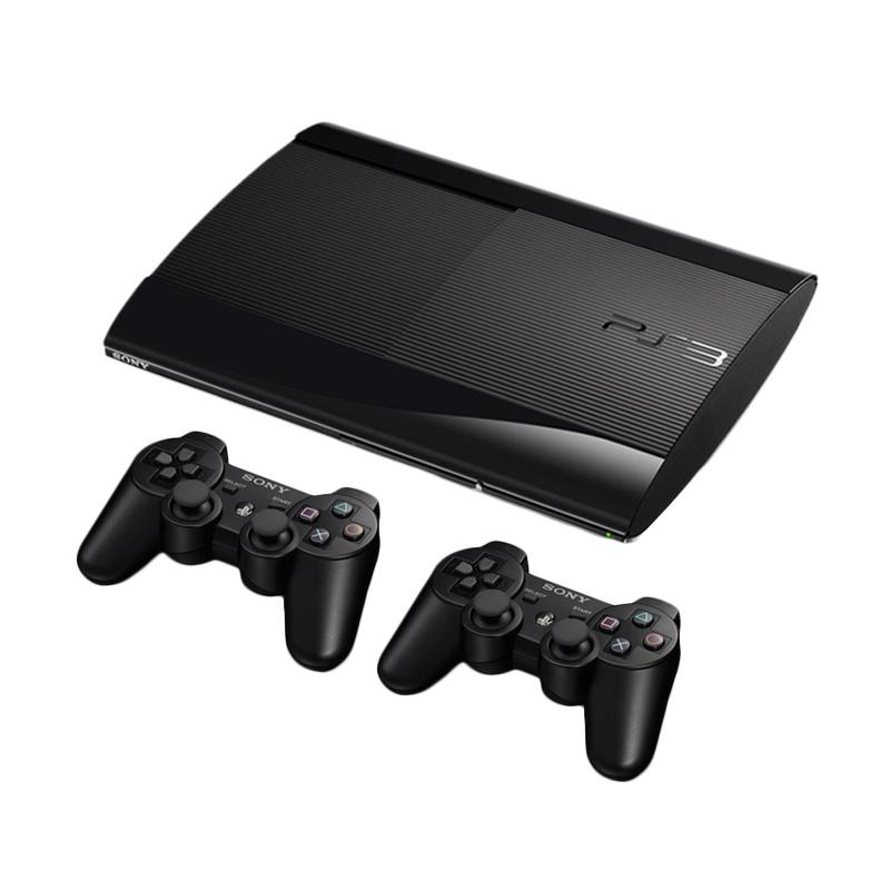 SONY Original PlayStation 3 Super Slim Game Console [500 GB]